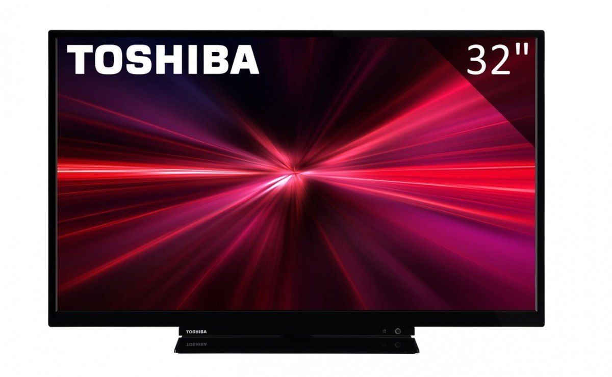 Toshiba Telewizor LED 32 cale 32L3163DG