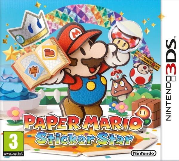 Gra Paper Mario (3DS)