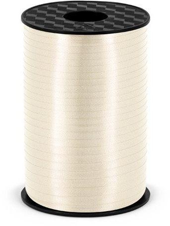 Wstążka plastikowa do balonów j. kremowa 5mm 225m PRP5-079J