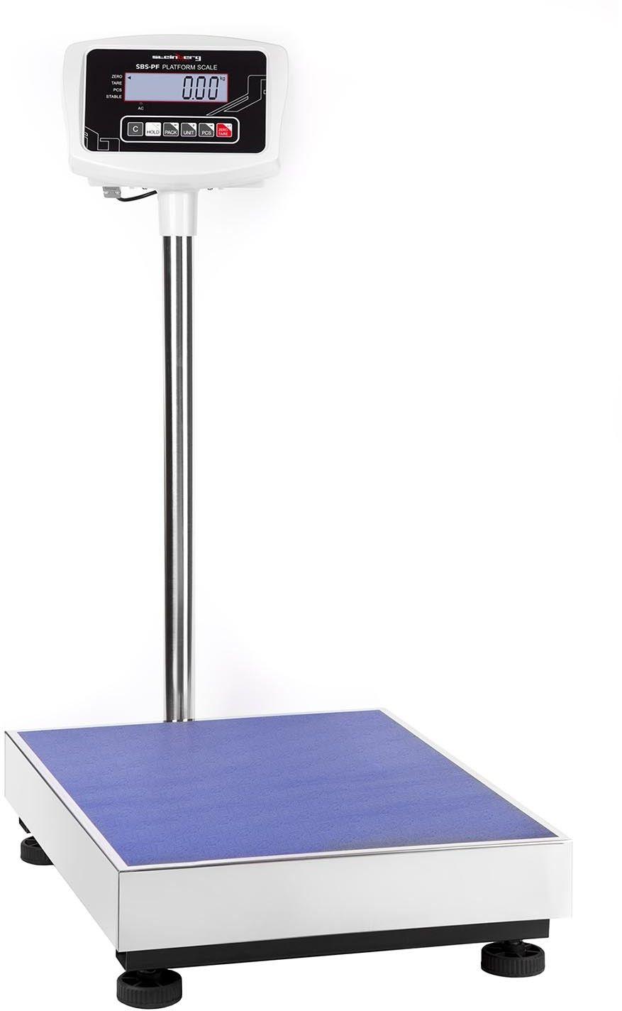 Waga platformowa - 150 kg / 50 g - Steinberg Systems - SBS-PF-150 - 3 lata gwarancji/wysyłka w 24h