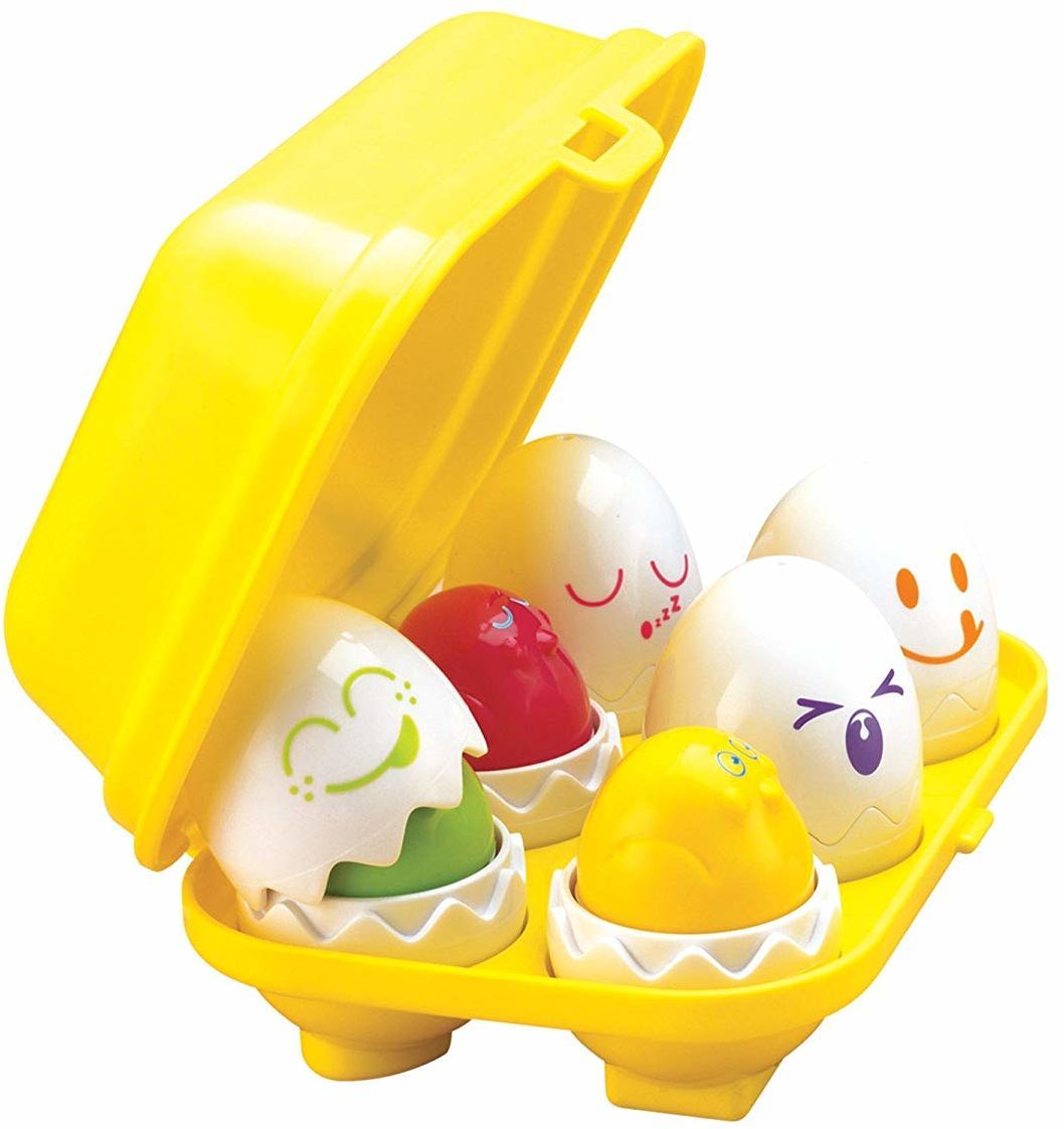 TOMY Toomies T12008 T1581 VPE6 Baby Born Tomy kolorowa zabawka dla małych dzieci, dla dzieci od 6 miesięcy
