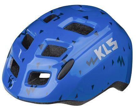 Kask Kellys Zigzag XS niebieski dziecięcy