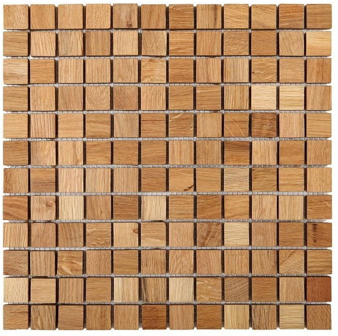 DUNIN Mozaika drewniana Etn!k Oak AL 25