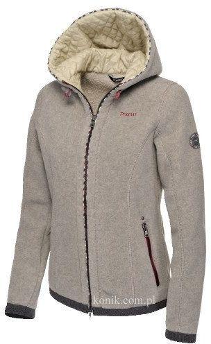 Bluza polarowa Pikeur DENARIA - Beige melange