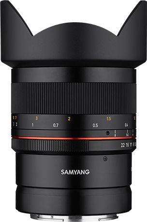 Samyang MF 14mm F2.8 Z - obiektyw stałoogniskowy do Nikon Z Samyang MF 14mm F2.8 Z