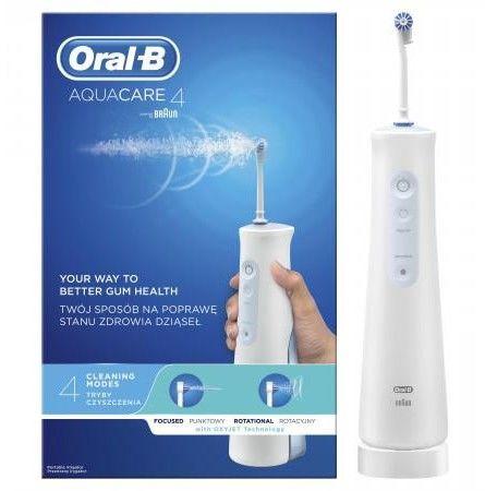 Oral B Aquacare 4 irygator do zębów