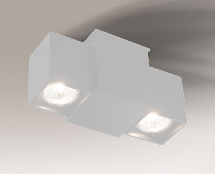 Reflektor BIZEN 7217 Shilo biały