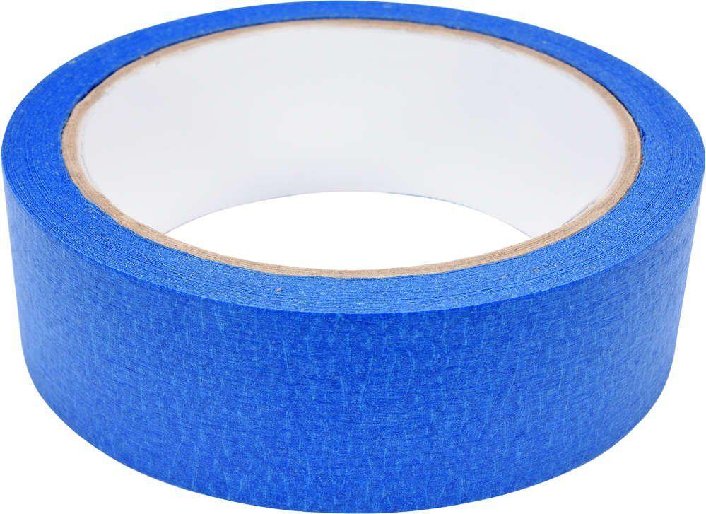 taśma maskująca niebieska 50m/30mm Vorel 75123 - ZYSKAJ RABAT 30 ZŁ