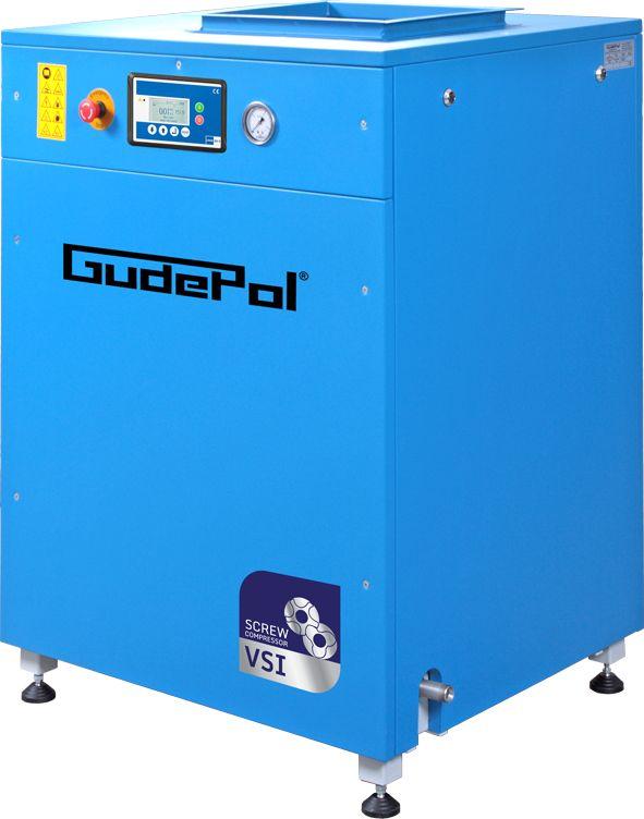 Kompresor śrubowy GudePol GD-VSI7 7,5/10