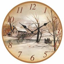 Zegar naścienny MDF #636