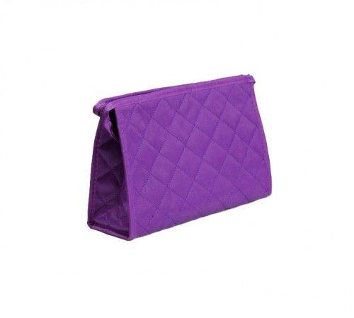 Kosmetyczka damska do torebki z lusterkiem MARABELLA rozm. L