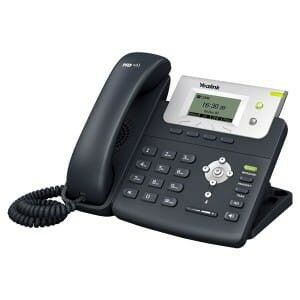 SIP-T21P E2 TELEFON IP, HD, 2 x SIP, POE - YEALINK