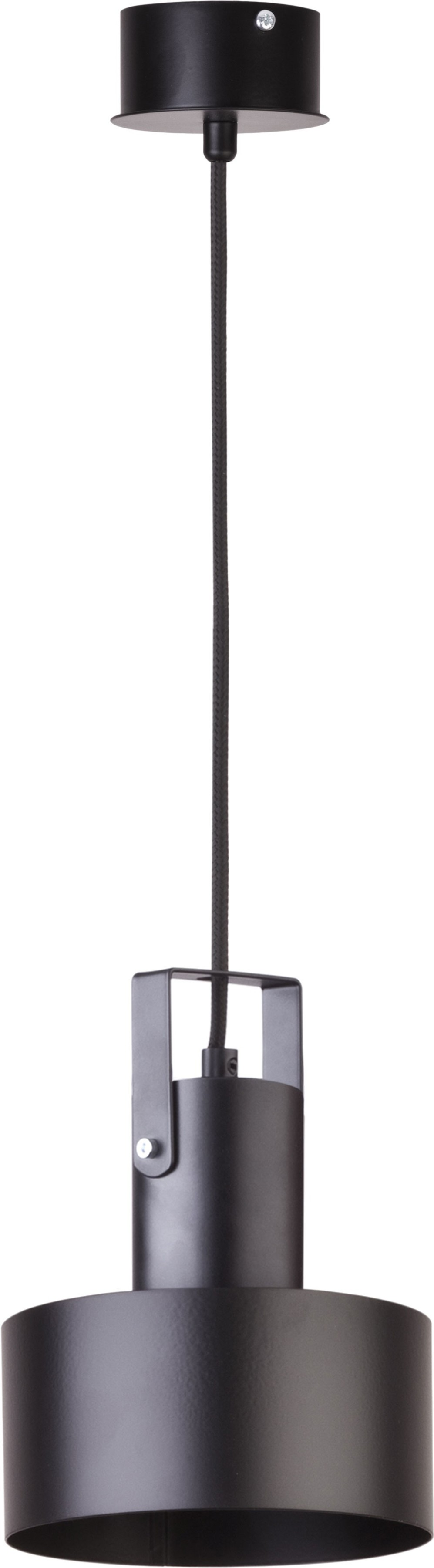 Lampa wisząca Rif plus 1 S czarna 31192 - Sigma // Rabaty w koszyku i darmowa dostawa od 299zł !