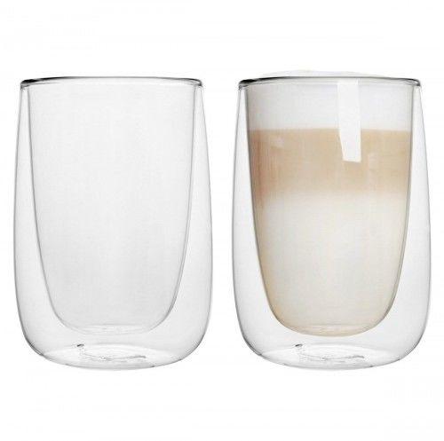 FLORINA Szklanki termiczne MALACHIT 2x250 ml