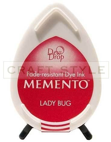 Tusz Memento Dew Drop - Lady Bug