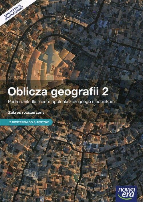 Geografia oblicza geografii podręcznik część 2 szkoła ponadgimnazjalna zakres rozszerzony 37042 501/2/2013/2016 ZAKŁADKA DO KSIĄŻEK GRATIS DO...