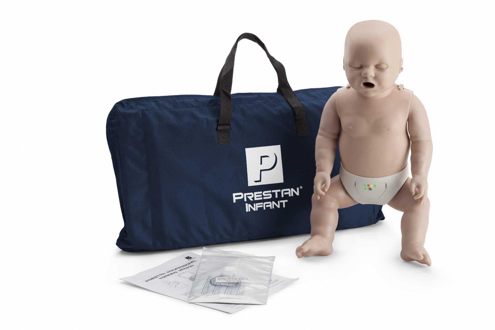 FANTOM PRESTAN, NIEMOWLĘ , CPR-AED, ZE WSKAŹNIKIEM LED