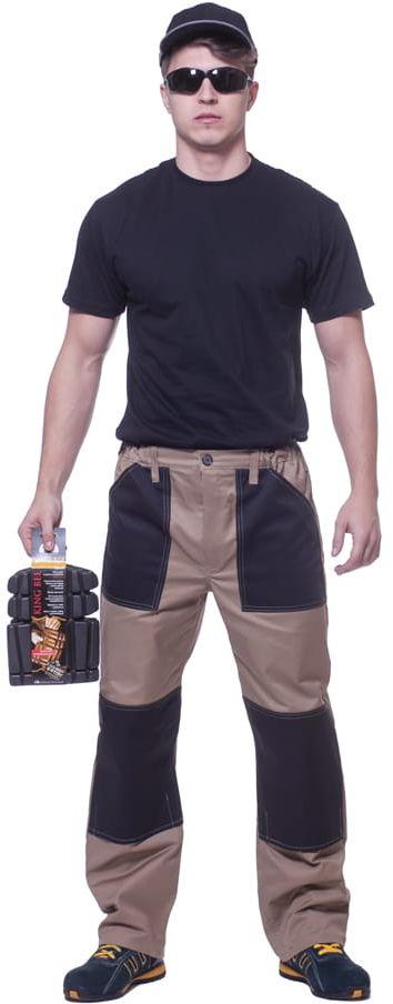 Spodnie robocze do pasa DWUKOL