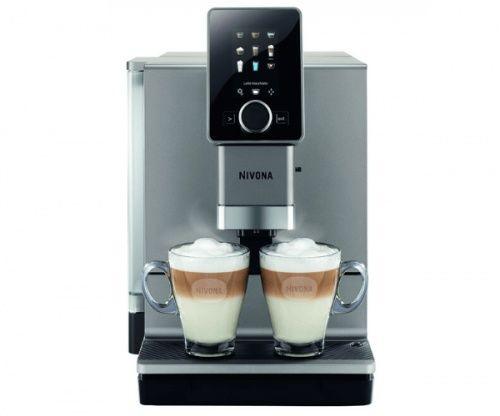 Ekspres do kawy NIVONA CafeRomatica 930 - Tytan + Kod rabatowy