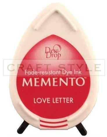 Tusz Memento Dew Drop - Love Letter