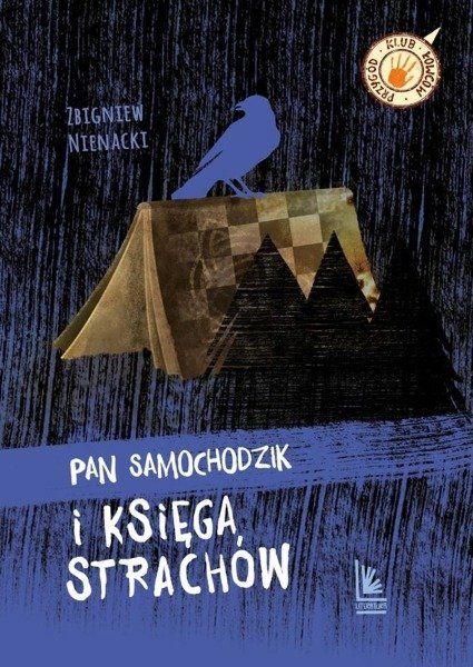 Pan Samochodzik i księga strachów - Nienacki Zbigniew