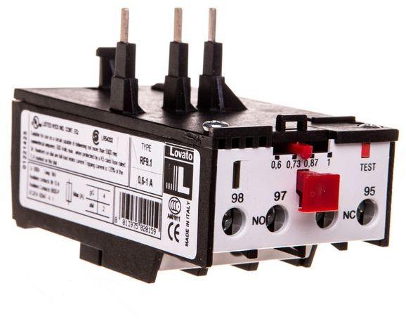 Przekaźnik termiczny 0,6-1A 11RF91