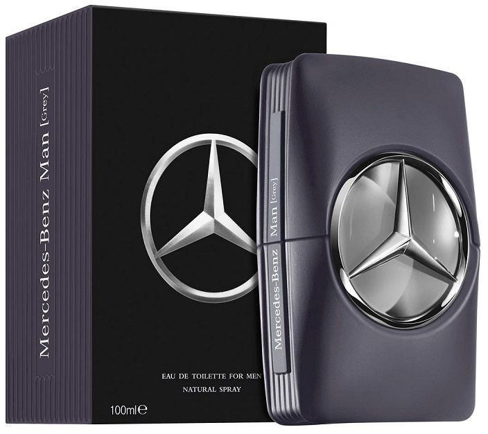 Mercedes-Benz Man Grey woda toaletowa - 100ml