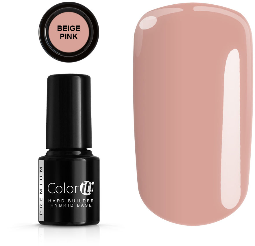 Color IT Premium do Lakierów Hybrydowych Hard Builder Base Color 6 g