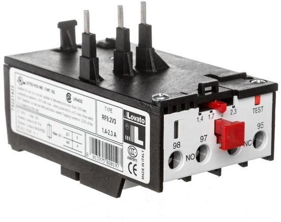 Przekaźnik termiczny 1,4-2,3A 11RF92V3