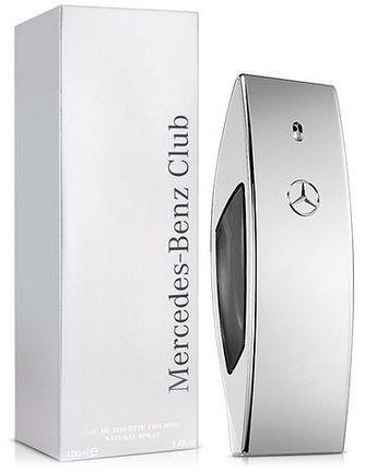Mercedes-Benz Club Man woda toaletowa - 100ml