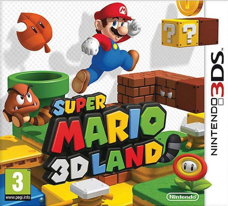 Gra Super Mario 3D Land (3DS)
