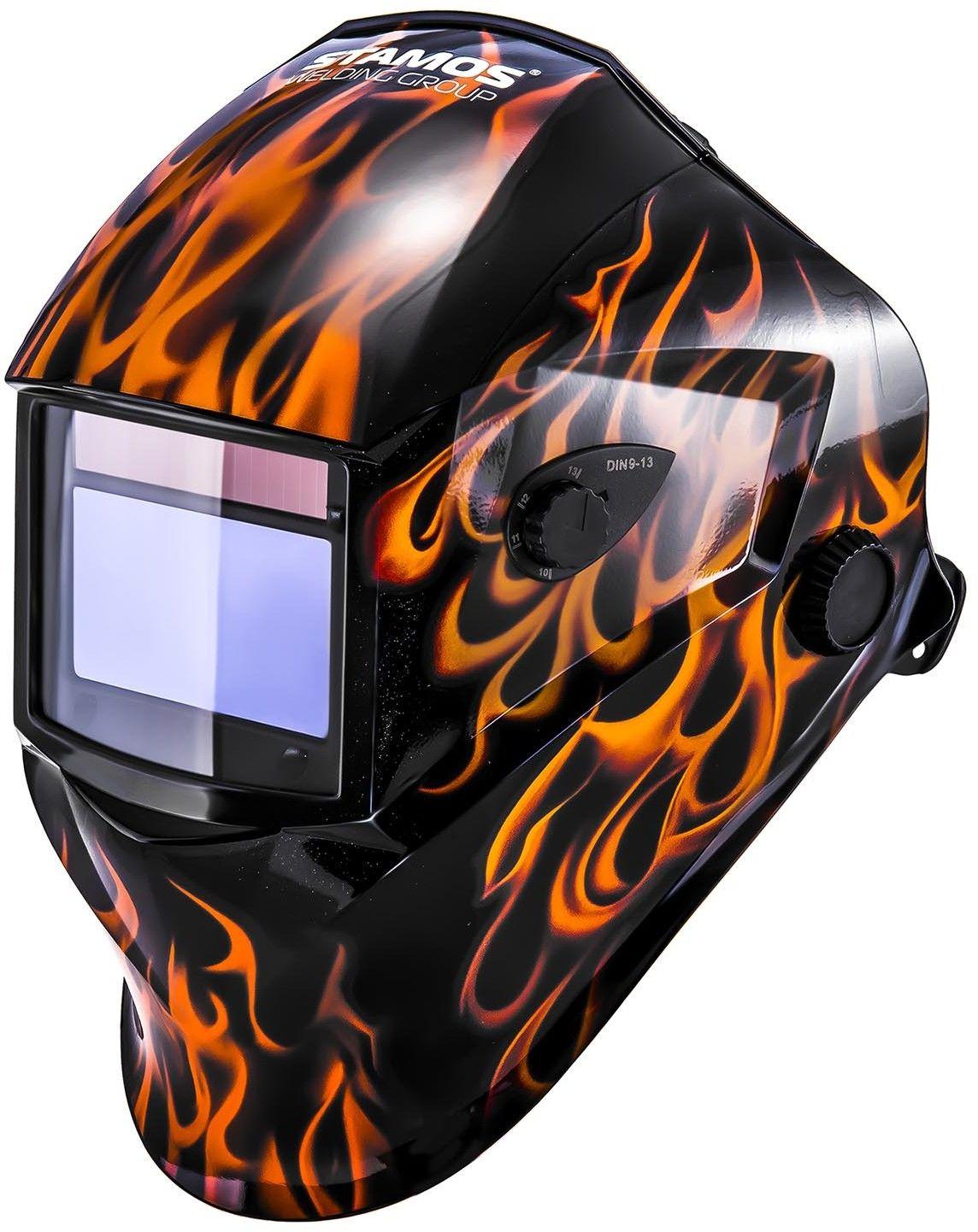 Maska spawalnicza - Firestarter 500 - Advanced - Stamos Germany - Firestarter 500 - 3 lata gwarancji/wysyłka w 24h