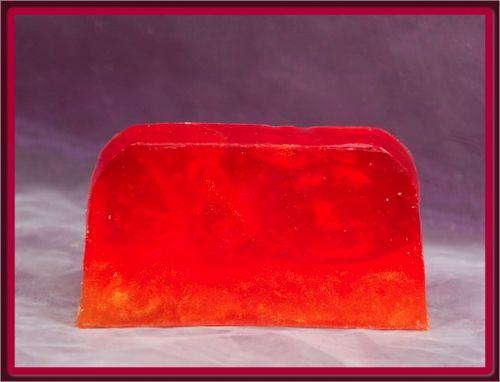 CYNAMONOWE - mydło organiczne na wagę