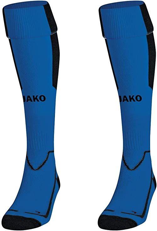 JAKO podkolanówki Lazio 3866 niebieski mehrfarbig(Royal/Schwarz) 5 (43-46)