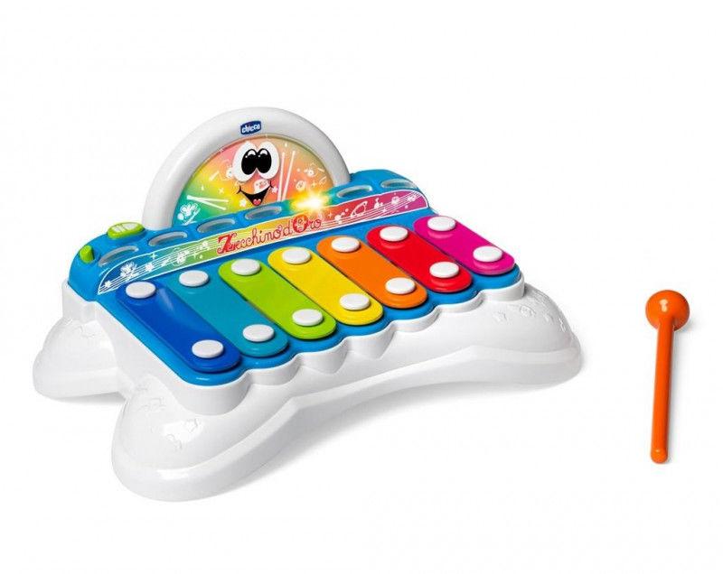 CHICCO Muzyczny ksylofon cymbałki