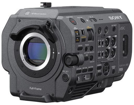 Sony PXW-FX9 XDCAM - kamera cyfrowa CMOS Exmor R 6K Sony PXW-FX9 XDCAM