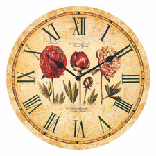 Zegar naścienny MDF #637
