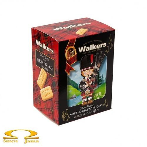 Ciastka Walkers Shortbread Bagpiper 150g