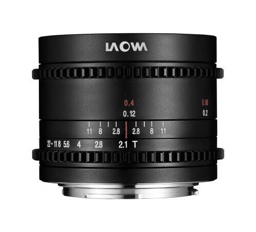 Laowa 7,5mm T2,1 Cine do Micro 4/3