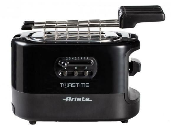 Ariete Toastime Nero 159/02