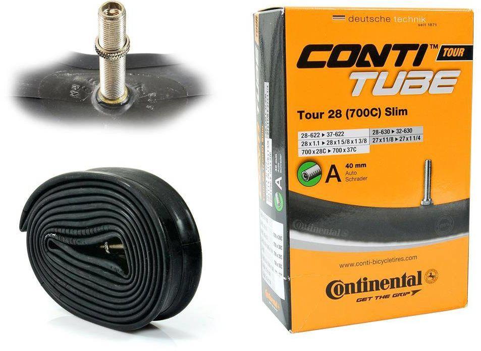 Dętka Continental Tour 28'' x 1,1'' - 1,45'' wentyl auto 40 mm