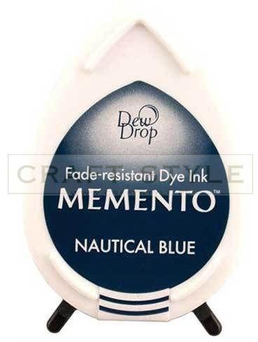 Tusz Memento Dew Drop - Nautical Blue