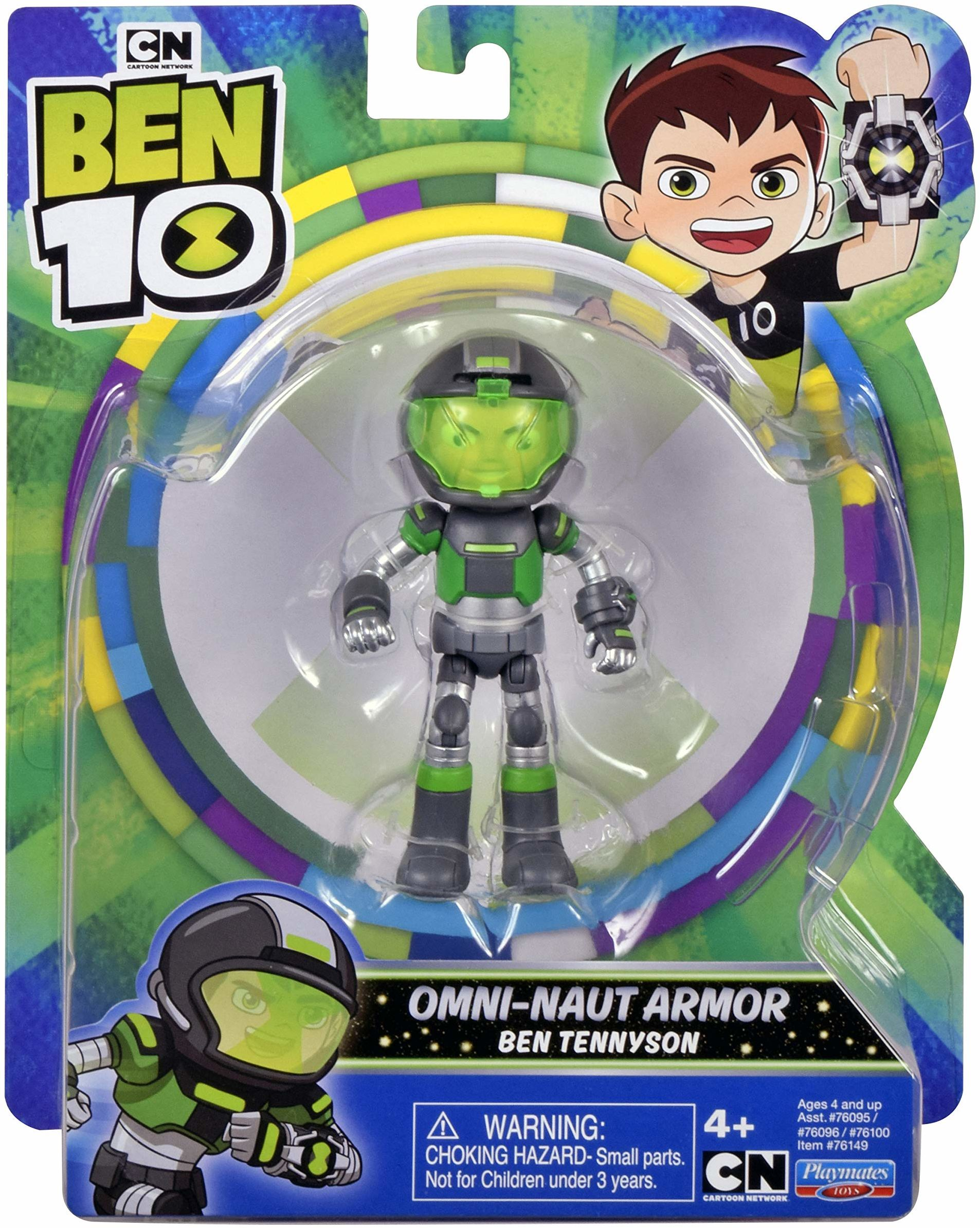 Ben 10 BEN47H10 Figurki akcji - Space Armor Ben