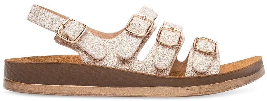 Sandałki damskie Super Mode 6864 Różowe
