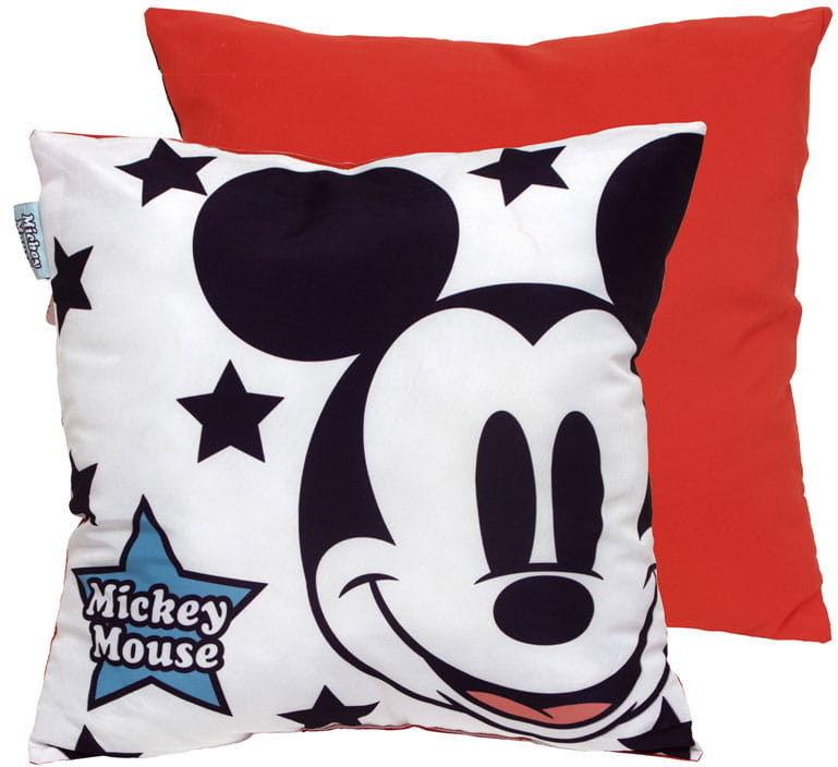 Poduszka dla chłopca - jasiek MICKEY MOUSE 40x40cm