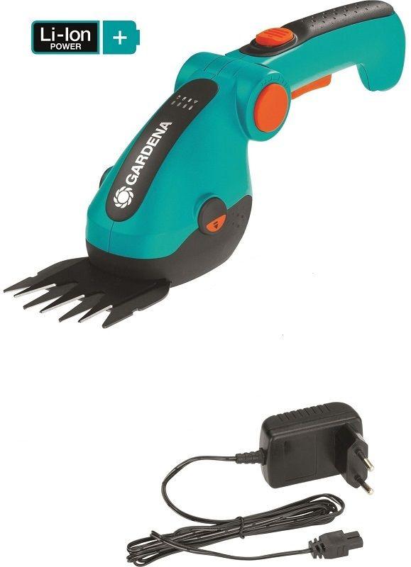 Gardena ComfortCut Li akumulatorowe nożyce do przycinania brzegów trawnika Gardena 9856-20