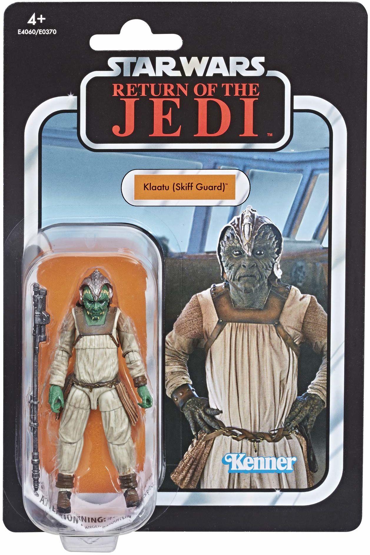 Star Wars Kolekcja vintage Klaatu Skiff Guard 9 cm figurka