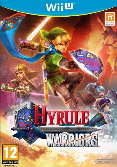 Gra Hyrule Warriors (WiiU)
