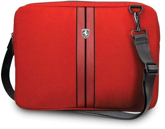 "Ferrari Torba FEURCSS13RE Tablet 13"" czerwony/red Sleeve Urban Collection"