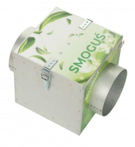 Filtr antysmogowy Smogus - do instalacji rekuperacyjnej o średnicy 200 mm